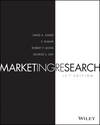 Marketing Research, 12th Edition (EHEP003394) cover image