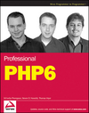 Professional PHP6 (0470395095) cover image