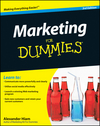 Marketing For Dummies, 3rd Edition (0470567295) cover image