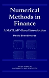Numerical Methods in Finance: A MATLAB-Based Introduction (0471461695) cover image