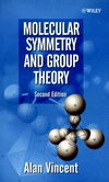 thumbnail image: Molecular Symmetry and Group Theory  A Programmed Introduction to Chemical Applications 2nd Edition