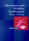 Microwave and Wireless Synthesizers: Theory and Design (0471520195) cover image