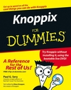 Knoppix For Dummies (0764597795) cover image