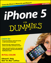 iPhone 5 For Dummies, 6th Edition (1118460995) cover image