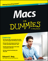 Macs For Dummies, 12th Edition (1118650395) cover image