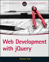 Web Development with jQuery (1118865995) cover image