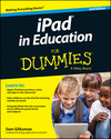 iPad in Education For Dummies, 2nd Edition (1118946995) cover image