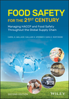 thumbnail image: Food Safety for the 21st Century: Managing HACCP and Food Safety Throughout the Global Supply Chain, 2nd Edition