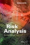 thumbnail image: Risk Analysis, 2nd Edition