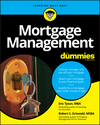 Mortgage Management For Dummies (1119387795) cover image