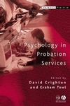 thumbnail image: Psychology in Probation Services