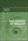 Contemporary Debates in Philosophy of Biology (1405159995) cover image