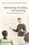 Optimizing Teaching and Learning: Practicing Pedagogical Research (1405161795) cover image