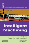 Intelligent Machining (1848211295) cover image