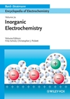Encyclopedia of Electrochemistry, Volume 7A, Inorganic Chemistry (3527303995) cover image