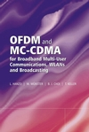 OFDM and MC-CDMA for Broadband Multi-User Communications, WLANs and Broadcasting (0470858796) cover image