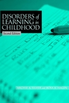 Disorders of Learning in Childhood, 2nd Edition (0471392596) cover image