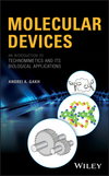 Molecular Devices: An Introduction to Technomimetics and its Biological Applications (0471411396) cover image