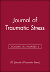 Journal of Traumatic Stress, Volume 18, Number 5 (0471774596) cover image
