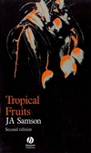 Tropical Fruits, 2nd Edition (0582404096) cover image