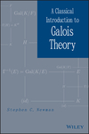 thumbnail image: A Classical Introduction to Galois Theory