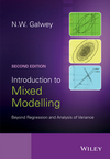 thumbnail image: Introduction to Mixed Modelling: Beyond Regression and Analysis of Variance, 2nd Edition