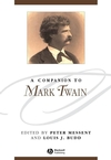 A Companion to Mark Twain (1405123796) cover image
