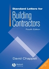 Standard Letters for Building Contractors, 4th Edition (1405177896) cover image