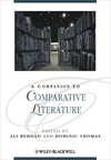A Companion to Comparative Literature (1405198796) cover image