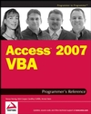 Access 2007 VBA Programmer's Reference (0470147997) cover image