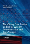 Non-Binary Error Control Coding for Wireless Communication and Data Storage (0470518197) cover image
