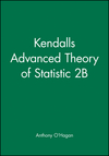 Kendalls Advanced Theory of Statistic 2B (0470685697) cover image