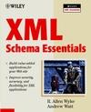 XML Schema Essentials  (0471412597) cover image