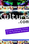 Culture.com: Building Corporate Culture in the Connected Workplace (0471645397) cover image