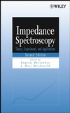 thumbnail image: Impedance Spectroscopy Theory Experiment and Applications 2nd Edition