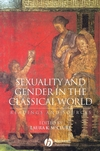 Sexuality and Gender in the Classical World: Readings and Sources (0631225897) cover image
