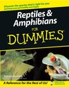 Reptiles and Amphibians For Dummies (0764525697) cover image