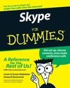 Skype For Dummies (1118050797) cover image