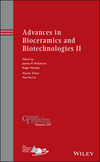Advances in Bioceramics and Biotechnologies II (1118771397) cover image