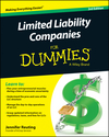 Limited Liability Companies For Dummies, 3rd Edition (1118856597) cover image