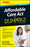 Affordable Care Act For Dummies, Portable Edition (1118869397) cover image