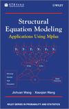thumbnail image: Structural Equation Modeling: Applications Using Mplus: Methods and Applications
