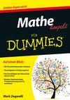 Mathe kompakt für Dummies (3527687297) cover image