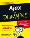 Ajax For Dummies (0470038098) cover image