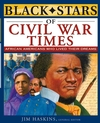 Black Stars of Civil War Times (0471220698) cover image
