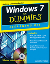 Windows 7 eLearning Kit For Dummies (1118031598) cover image