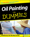 Oil Painting For Dummies (1118051998) cover image