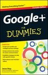 Google+ For Dummies, Portable Edition (1118181298) cover image