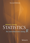 Statistics: An Introduction Using R, 2nd Edition (1118941098) cover image