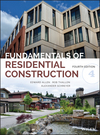 Fundamentals of Residential Construction, 4th Edition (1118977998) cover image
